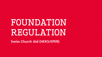 Foundation Regulation